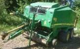 Thumbnail John Deere 678 Hay and Forage Wrapping Baler Diagnostic and Repair Technical Manual (TM3301)