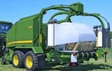 Thumbnail John Deere 744 Forage Wrapping Round Baler (Europe) All Inclusive Technical Service Manual(TM300219)